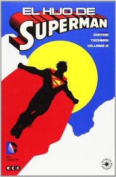 portada El Hijo de Superman