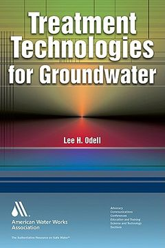 portada treatment technologies for groundwater
