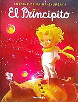 portada El Principito (Maxlibro)