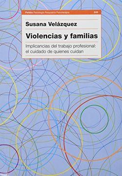 portada Violencias y Familias