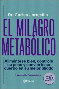 portada El Milagro Metabolico