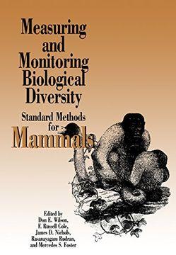 portada Measuring and Monitoring Biological Diversity: Standard Methods for Mammals (Biodiversity Handbook) (libro en Inglés)