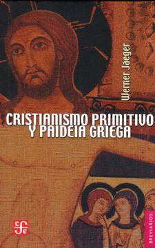 portada Cristianismo Primitivo y Paideia Griega