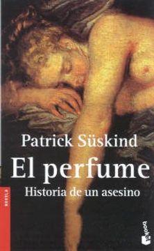 portada El Perfume: Historia de un Asesino (Booket Logista)