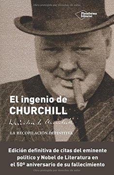 portada El Ingenio de Churchill: La Recopilación Definitiva