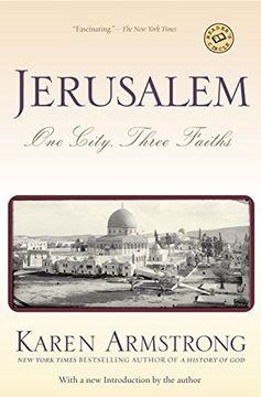 portada Jerusalem: One City, Three Faiths (libro en Inglés)