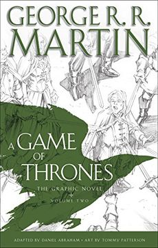 portada A Game of Thrones: The Graphic Novel: Volume two (libro en Inglés)