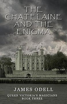 portada The Chatelaine and the Enigma (Queen Victoria's Magicians)