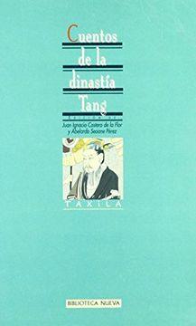 portada Cuentos de la dinastía Tang
