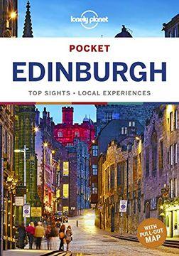 portada Lonely Planet Pocket Edinburgh (Travel Guide) (libro en Inglés)