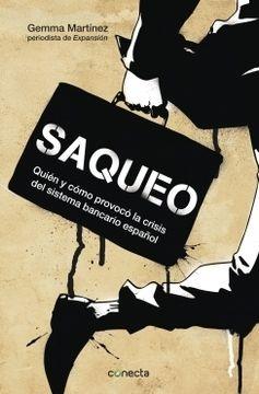 portada Saqueo (CONECTA)