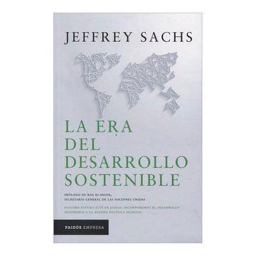 portada La era del Desarrollo Sostenible