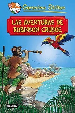 portada Las Aventuras de Robinson Crusoe