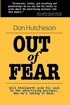 portada out of fear