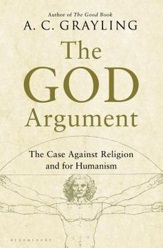 portada the god argument: the case against religion and for humanism