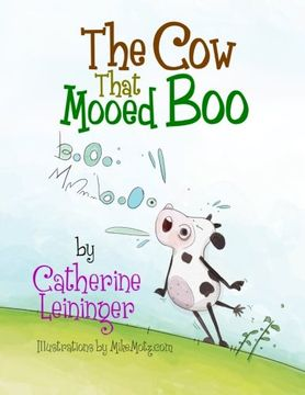 portada The Cow that Mooed Boo
