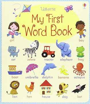 portada My First Word Book (My First Word Books)
