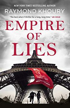 portada Empire of Lies (libro en Inglés)