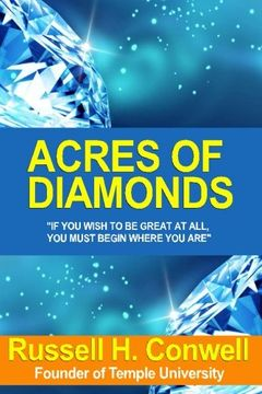 portada Acres of Diamonds, The Story of A $4,000,000 Lecture