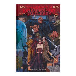 portada La Liga de los Hombres Extraordinarios (Vol. 2)