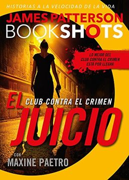portada El Juicio/ the Judgement (Bookshots)