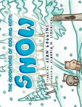 portada the adventures of boo and koty: snow