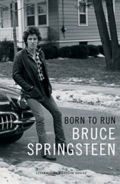 portada Born to Run. Bruce Springsteen