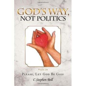 portada god`s way, not politics
