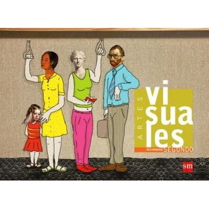 portada Artes Visuales 2. Secundaria