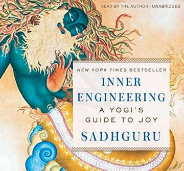 portada Inner Engineering: A Yogi's Guide to joy (libro en inglés) (Audiolibro)