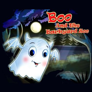portada Boo and The Backyard Zoo