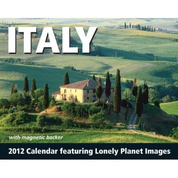portada italy featuring lonely planet images: 2012 mini day-to-day calendar