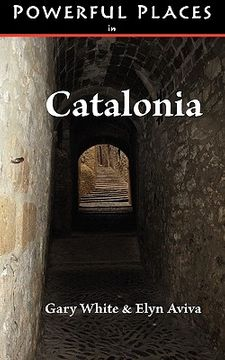 portada powerful places in catalonia