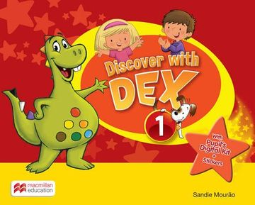 portada Discover With dex Level 1 Pupil's Book International Pack (libro en inglés)