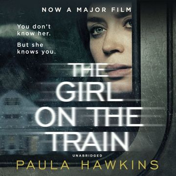 portada The Girl on the Train: Film tie-in CD