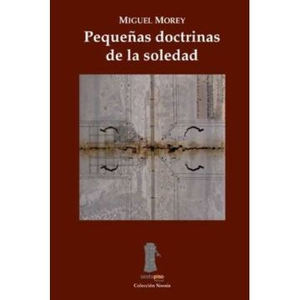 portada PequeAs Doctrinas De La Soledad (Ensayo Sexto Piso)