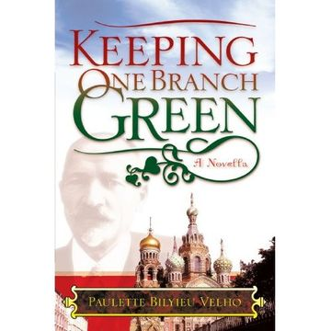 portada keeping one branch green,a novella