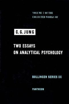 portada Two Essays on Analytical Psychology (Collected Works of C. G. Jung, Volume 7) (libro en Inglés)